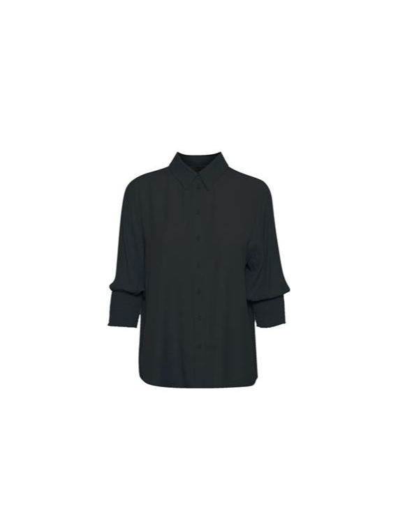 Nola shirt,black
