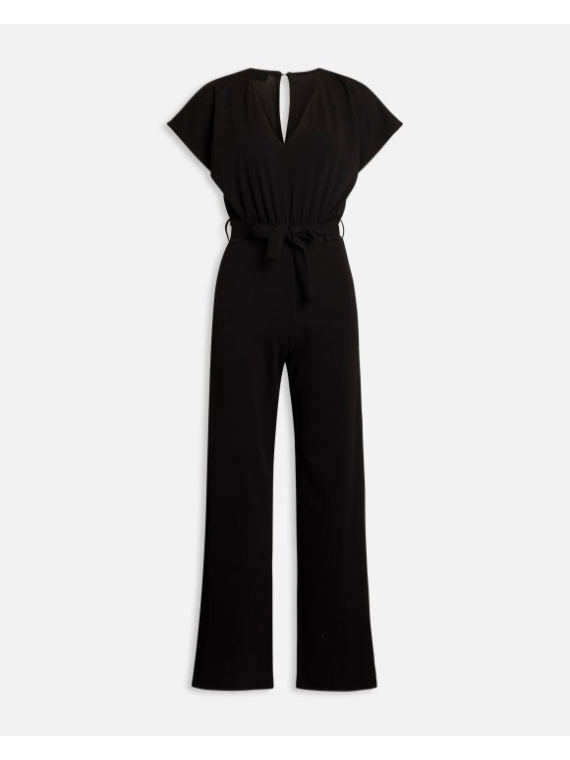 Girl Jumpsuit V-hals