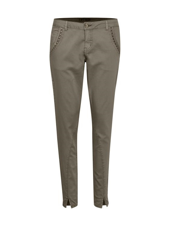 Holly twill pant,sea green