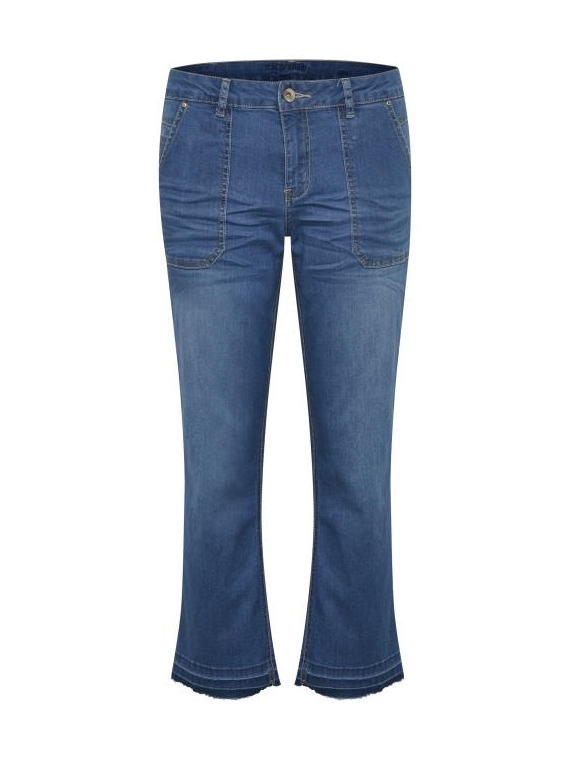 Gaby CR jeans,Rich Blue Denim