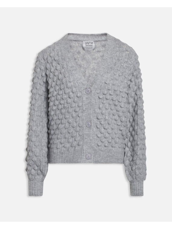 Licca Cardigan Light grey