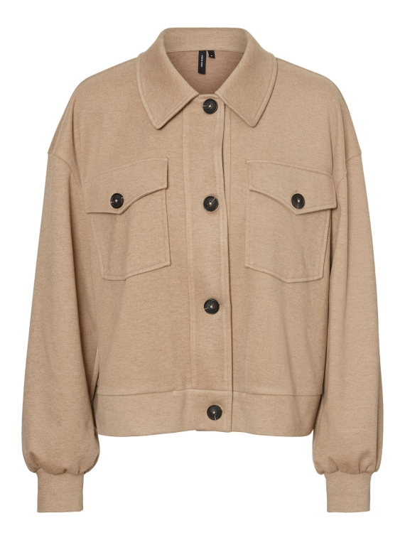 Asha LS Overshirt Jacket