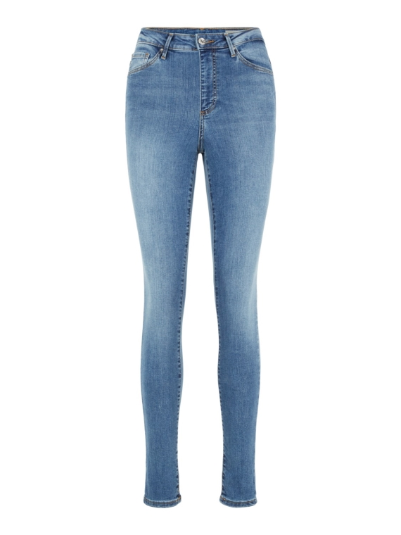 Sophia Highwaist Light blue denim
