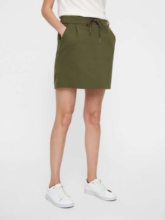 Eva mr skirt ivy green
