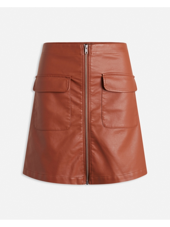 Dara Skirt Rust
