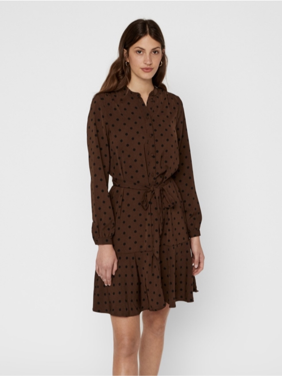Dotera Ls shirt dress