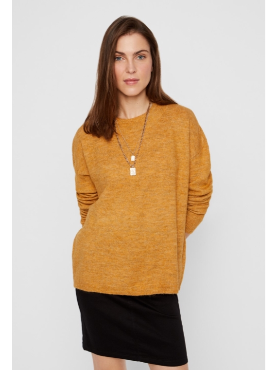 Rana Sweater Amber Gold