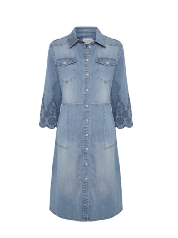 RositaCR Denim Dress