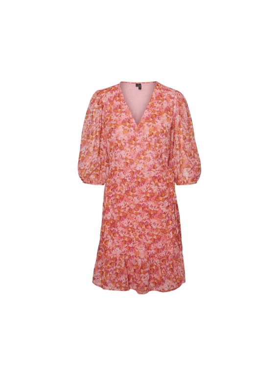 Anneline wrap dress