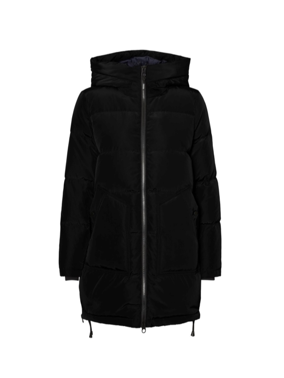Oslo Down jacket,black
