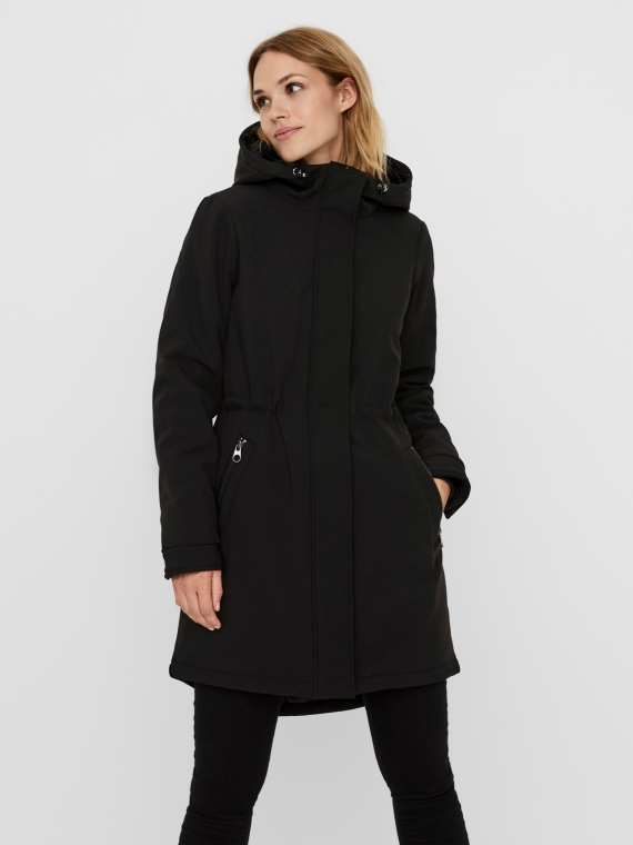 Cleanmila Jacket Black