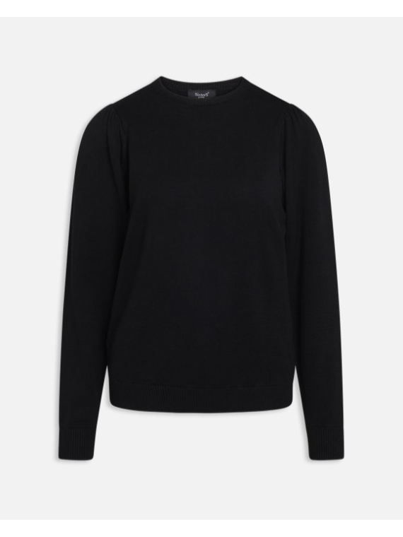 Helly LS Knit Black