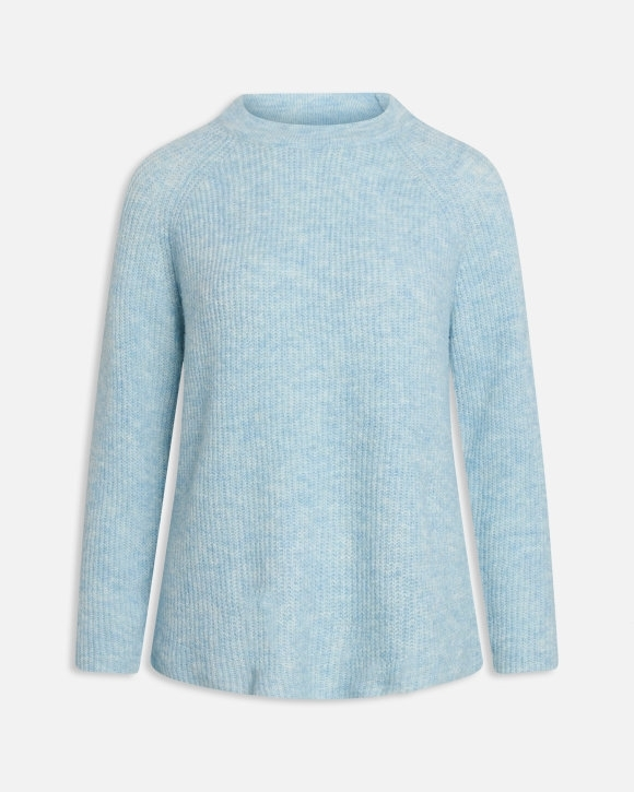 Lui Pullover Light blue melert
